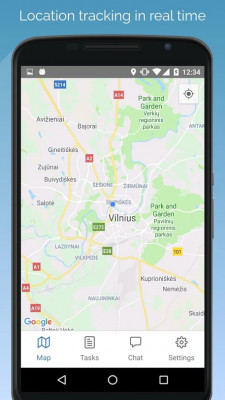 phone gps tracker app