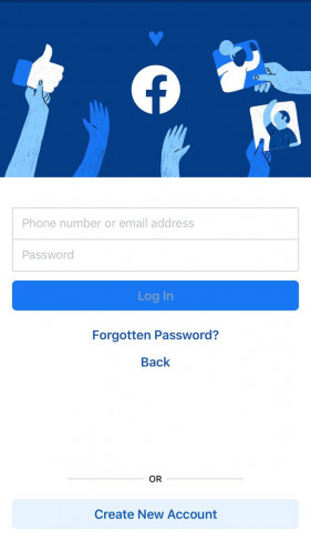 reset facebook password 1