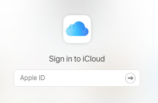 retrieve messages from icloud website