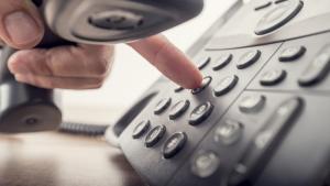 wiretapped landline