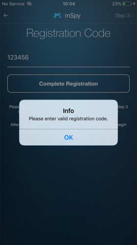 iOS tracking without installing software