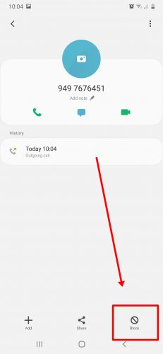 Native Android blocking 4