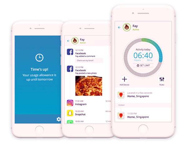 qustodio best parental phone spying app