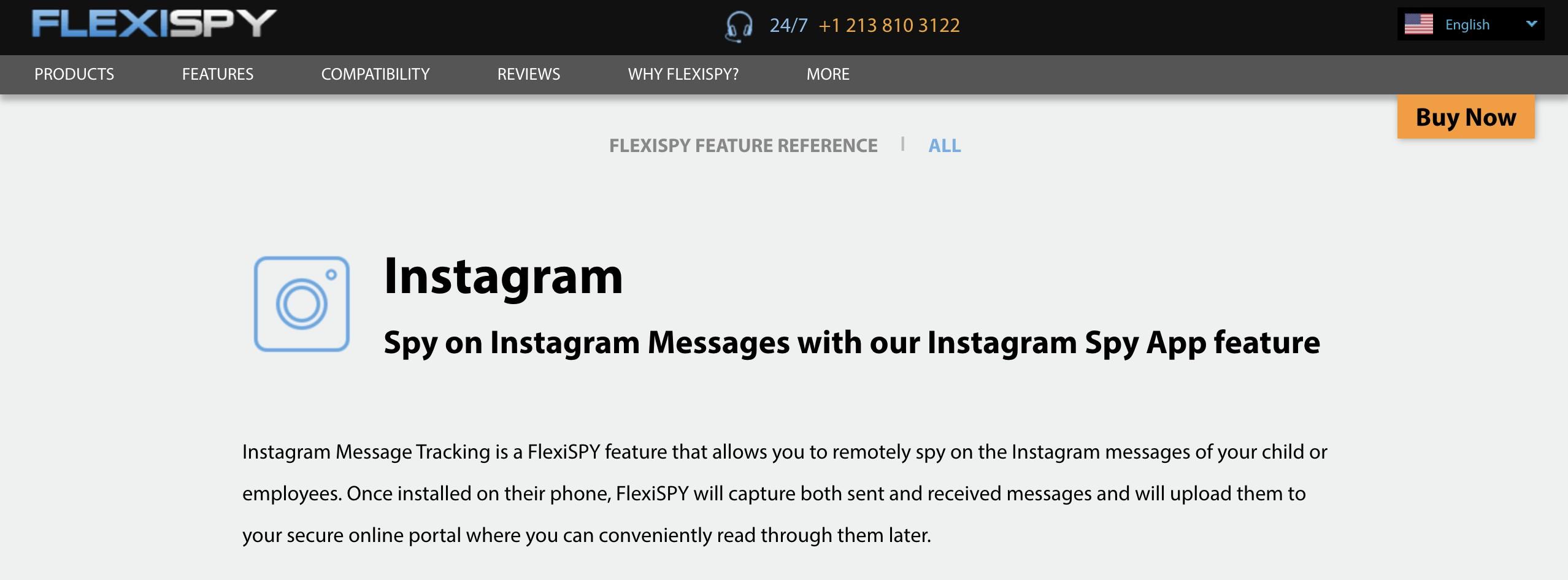 flexispy instagram spy
