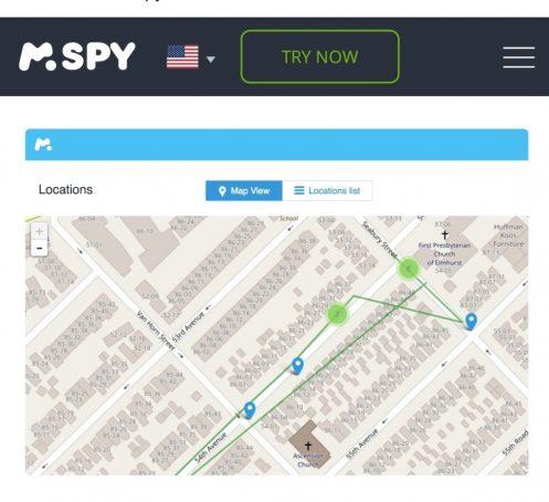mspy gps tracking
