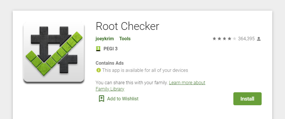 how to detect spyware with root checker